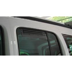 Ventilatieroosters voor cabinedeuren Renault Kangoo vanaf 2008