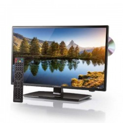 "Carbest LED TV 12/24V met DVB-S2 18,5""of 21,5"""