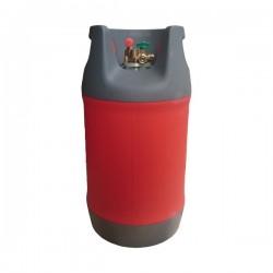 LPG-Tank Damptank Kunststof 24,5 liter - Hervulbare gasfles