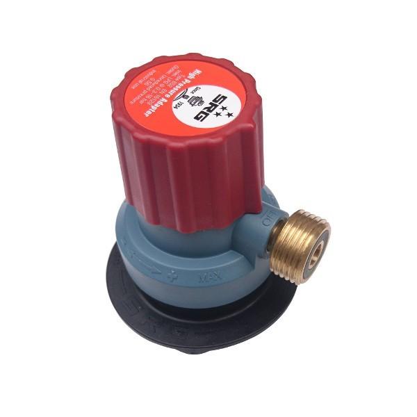 Gasfles-Adapter Clip-On 35mm voor Spanje, Frankrijk etc. naar