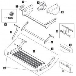 Thule Omni-Step 12V V02 Parts