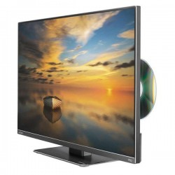 "18,5 - 21,5 & 24"" LED TV met SAT-Receiver & DVD van AVTEX"
