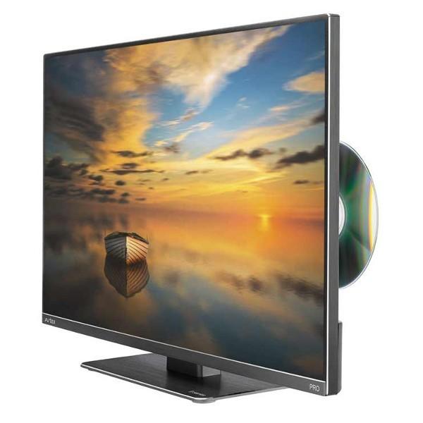 """18,5 - 19,5 - 21,5 & 24"""" LED TV met SAT-Receiver & DVD van AVTEX"""