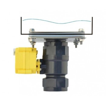 Elektrisch afvoersysteem met Ø 40 mm