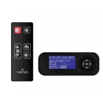 Viesa Holiday IIIS - 12 volt verdampings-airconditioning