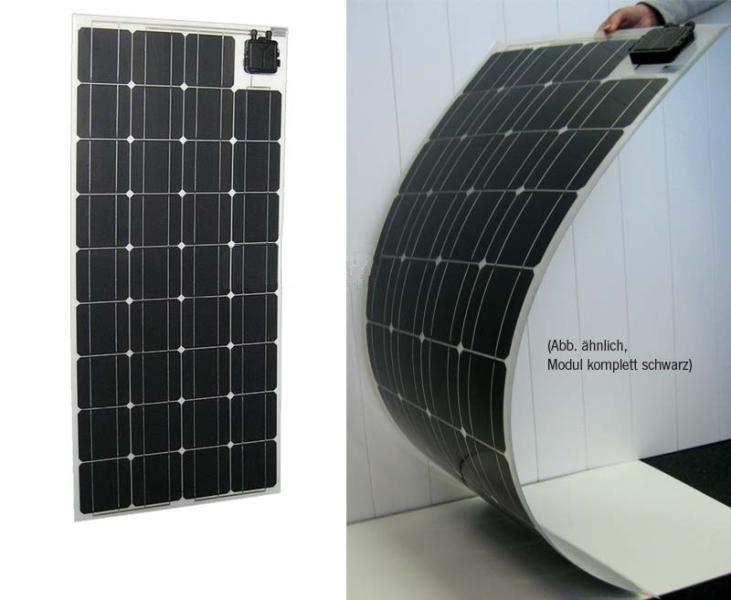 55W Flexibele mono-kristallijne Carbest Marine Solar Modules