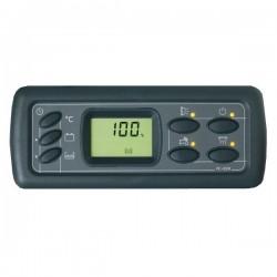 """PC200 Microprocessor gestuurde 2"""" LCD-display bedieningspaneel"""