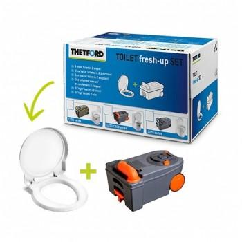 Thetfort Toilet Fresh-up Set voor C250 C260