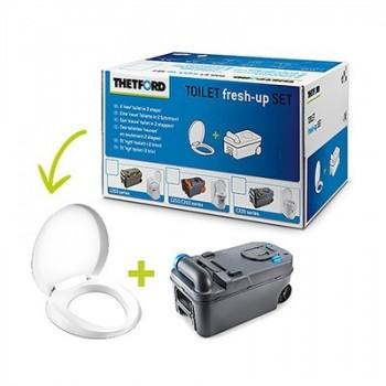 Thetfort Toilet Fresh-up Set voor C220
