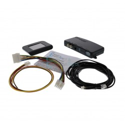 DVBS-2 upgrade kit voor oyster vision 1 en 2