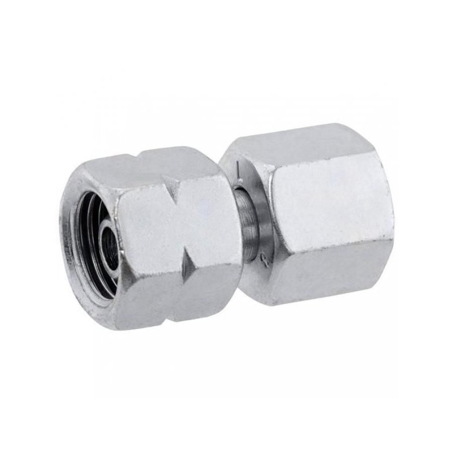 Adapter RST 8 (knel), 1/4 'externe linkse schroefdraad
