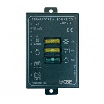 CBE automatische accuscheider CSB 40-S