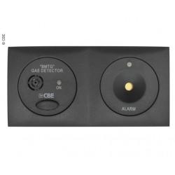 CBE gasdetector BMTG antraciet, narcose / propaangas 12V