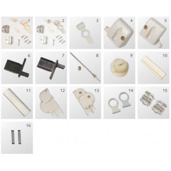 REMIsun - REMIflair I of REMIflair III onderdelen