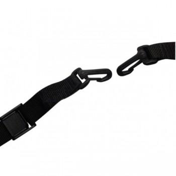 Verstelbare riemen voor fietsendragers 2 x L: 100cm