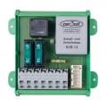 Carbest Box SVB13 met D + detector, na laad functie, Schakel- en verdeelkast 12V