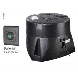 Truma boiler, 14 liter zwart bedieningspaneel