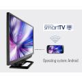 SMART TV met Triple Tuner, De SLA line+ van Alphatronics