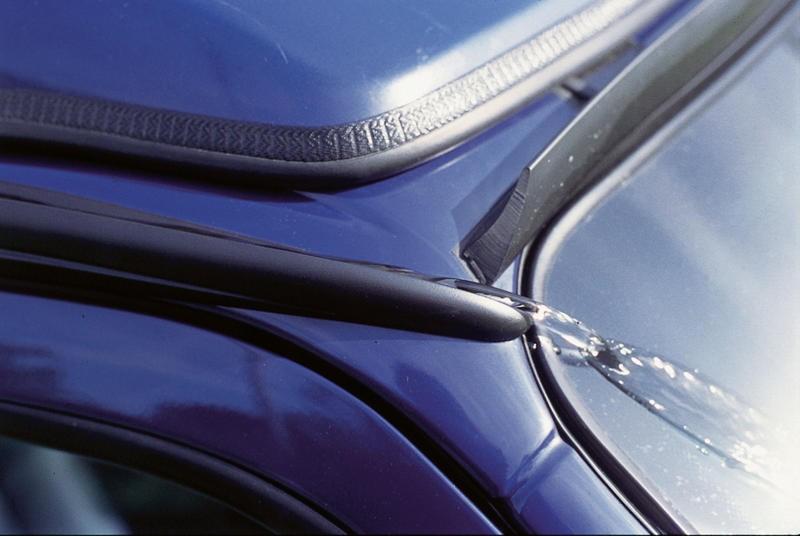 Spoilerset voor Multirail VW T4/T5/T6 & Mercedes Vito