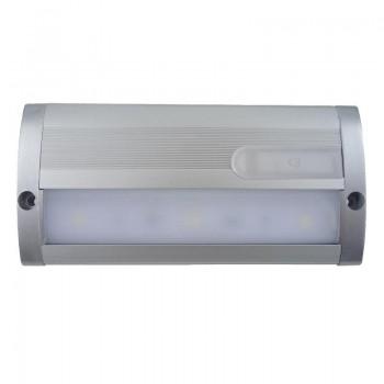 Cabinet Light 3 of 6 LEDs 12V touch schakelaar met dimmer