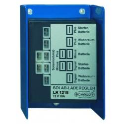 Schaudt LR 1218 Solar Lader voor EBL Electroblok