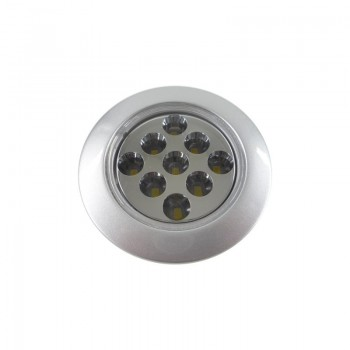 LED inbouwspot 9 SMD LED's
