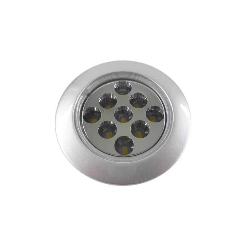 LED inbouwspot 9 SMD LED's