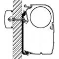 Flat adapter set à 5 x 40 cm - voor serie 5 en 8000 luifels
