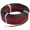 Rood - Zwart draad