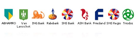 iDeal ondersteunende Banken